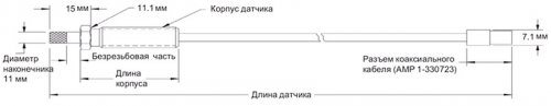 ВИХРЕТОКОВЫЕ ДАТЧИКИ METRIX 10037-10040 и METRIX 10041-10042