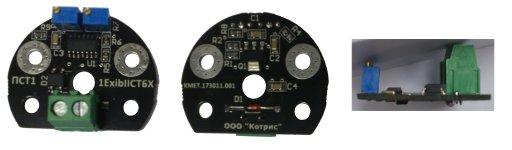 Преобразователь сигналов термосопротивления типа «ПСТ1»
